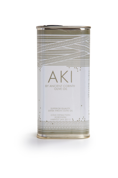 AKI Greek Extra Virgin Olive Oil
