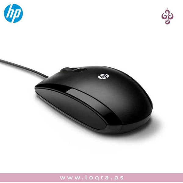 HP X500 USB Mouse loqta.ps