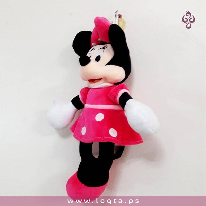 دبدوب ميني ماوس دمية محشوة Minnie Mouse loqta.ps