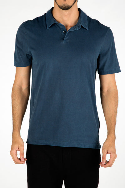 Revised standard polo blue