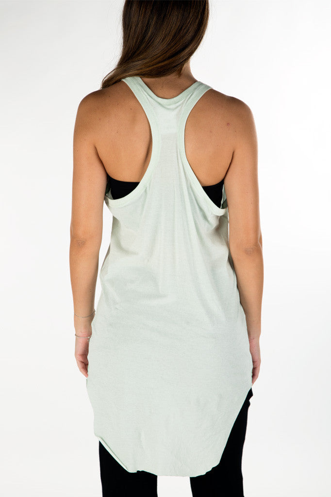 Jersey tank top cotton