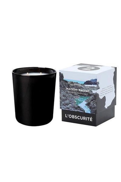 L'Obscurite Candle
