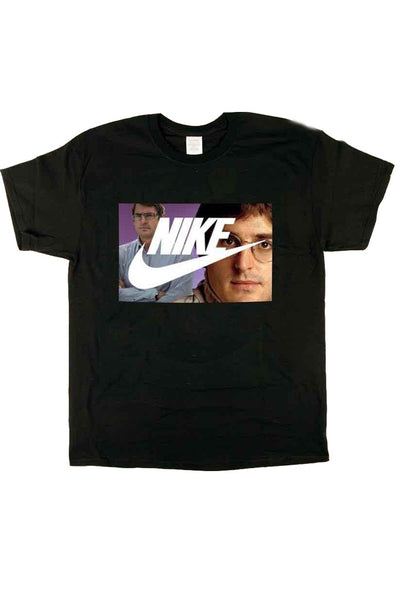 Louis Theroux Nike T-shirt