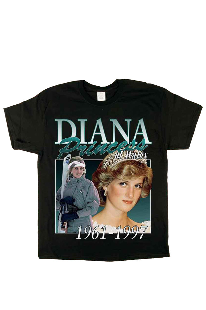 Princess Diana (green) T-shirt