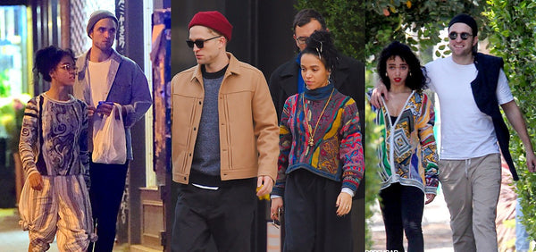 FKA Twigs in COOGI – with Robert Pattinson
