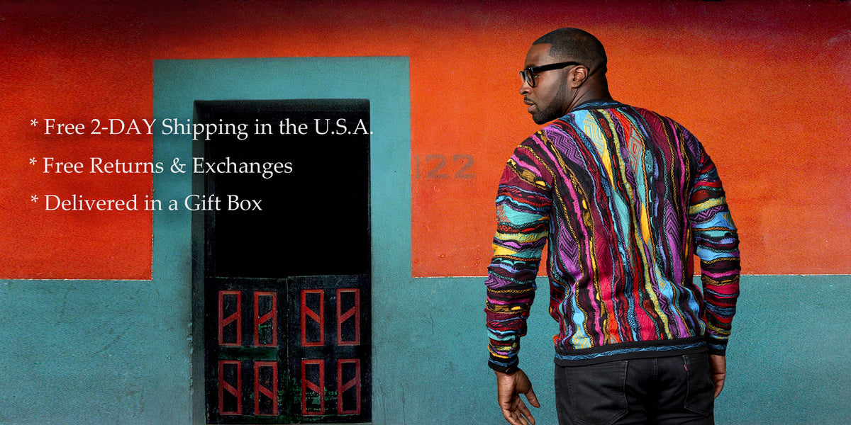 The Official Site - COOGI Authentic Sweaters