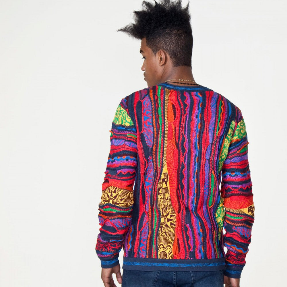 COOGI TRIBAL CREWNECK