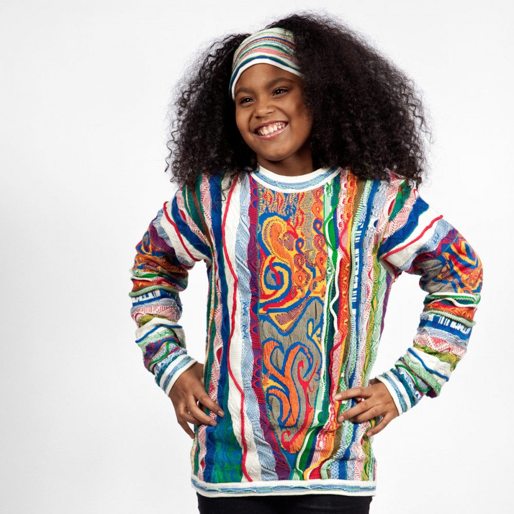 COOGI CLASSIC CREWNECK FOR KIDS