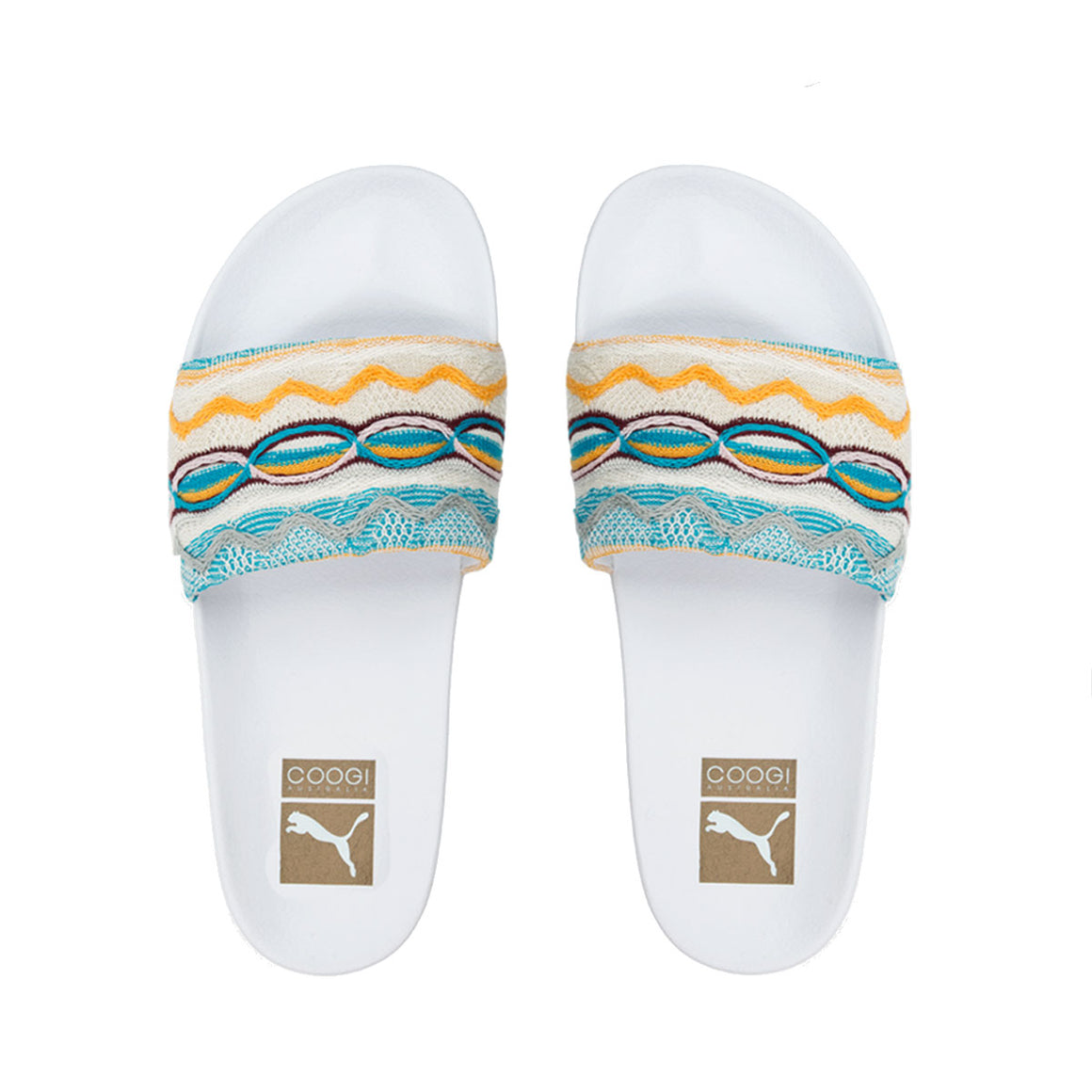PUMA X COOGI WOMEN'S LEADCAT SLIDER