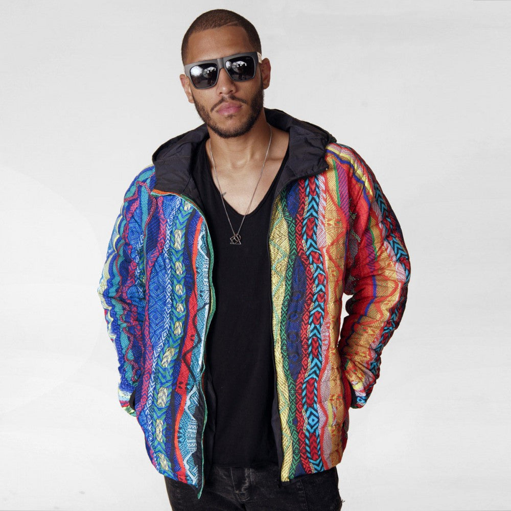 COOGI NEW NATIVE DOWN BUBBLE JACKET