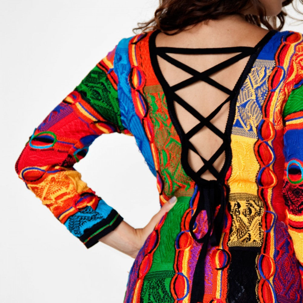 111c96edb93 COOGI SWEATER DRESS COOGI SWEATER DRESS