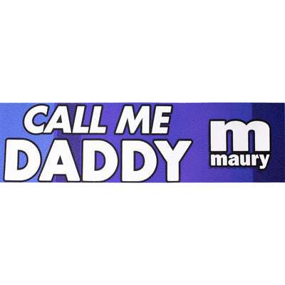 Call Me Daddy Sticker