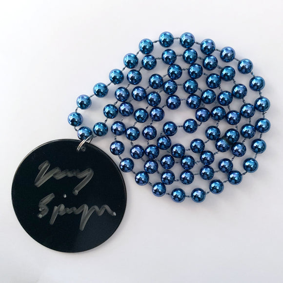 Signed Vintage Jerry Beads