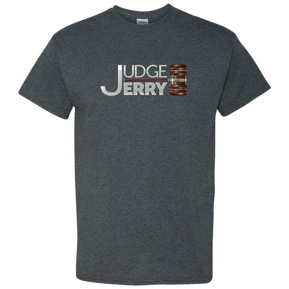 Judge Jerry Logo Tee