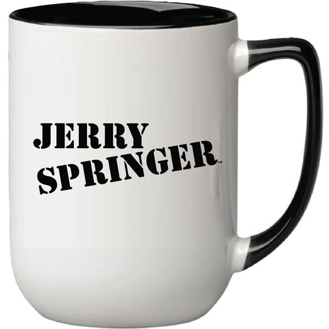 Jerry Springer Mug