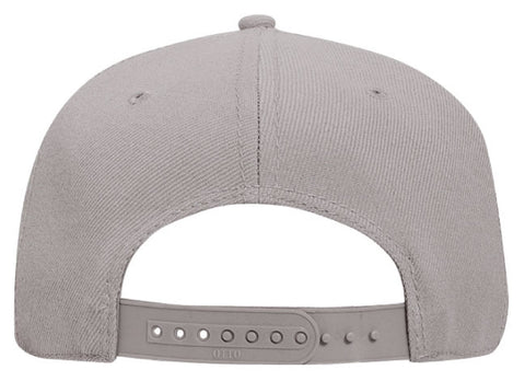 Jerry Grey/Black Snapback