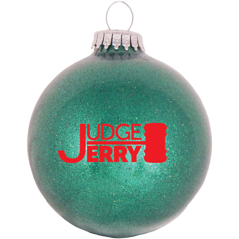 Judge Jerry - Ornament