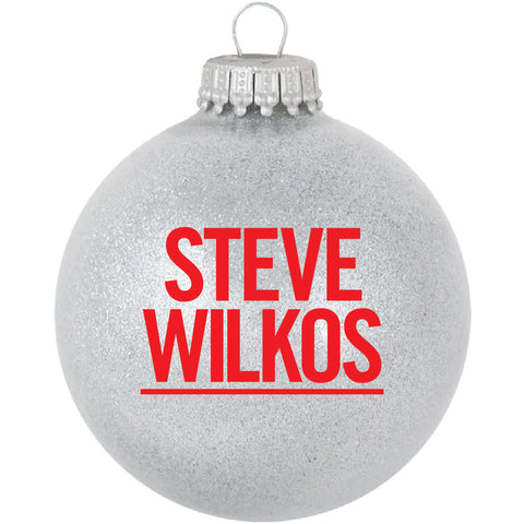 Steve Wilkos - Ornament