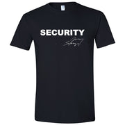 Jerry Springer Security T-Shirt
