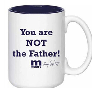 """You are NOT the Father!"" Mug"