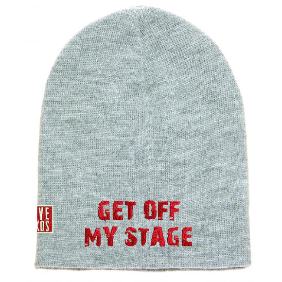 Get Off My Stage Beanie