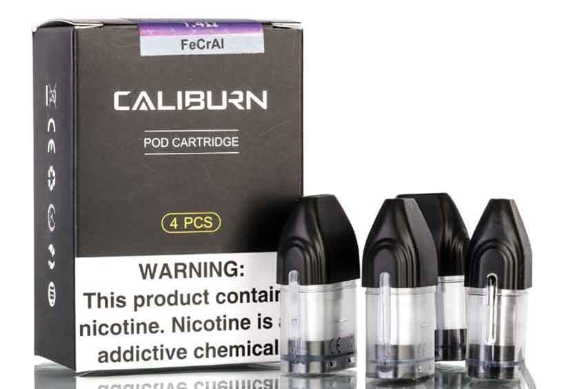 รีวิว uwell caliburn | Thai Vape Shop