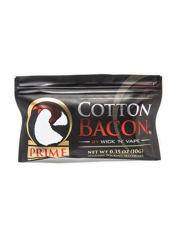 WICK 'N' VAPE - Bacon Prime Cotton