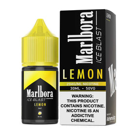 Marlbora Salt E-Liquid - Lemon - 30ml