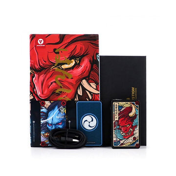 Vapelustion - Hannya Box Mod