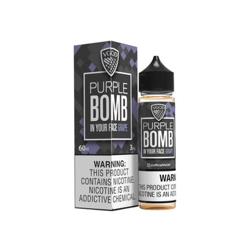 VGOD E-Liquids - Purple Bomb - 60ml