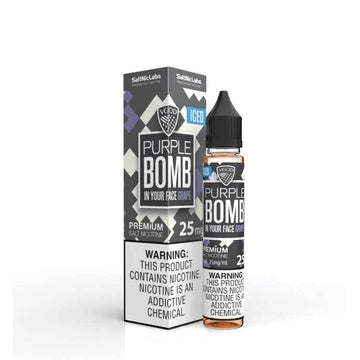 VGOD SaltNic - Iced Purple Bomb - 30ml