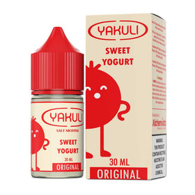 Yakuli - Sweet Yogurt Salt E-Liquid - 30ml