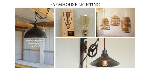 Farmhouse Lighting
