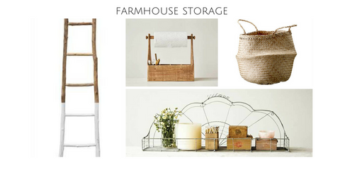 Farmhouse Storage