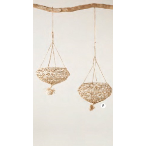 Jute Hanging Basket