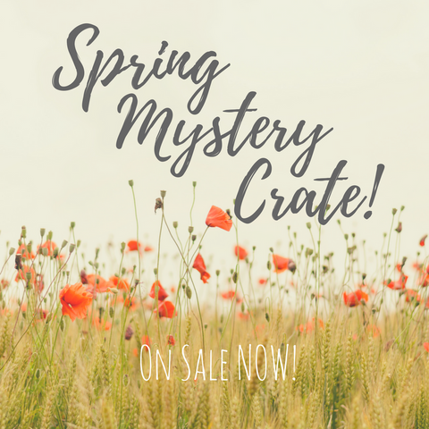 Spring Mystery Crate