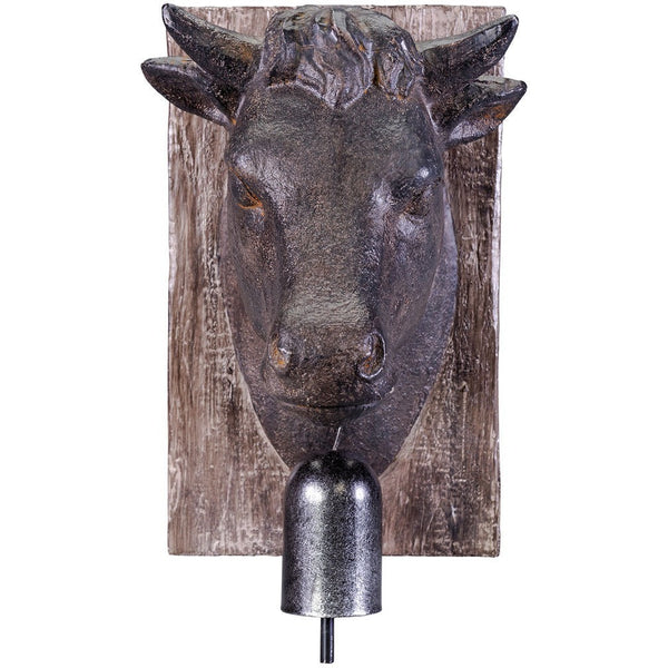 Farm Animal Head Plaque - Two Options