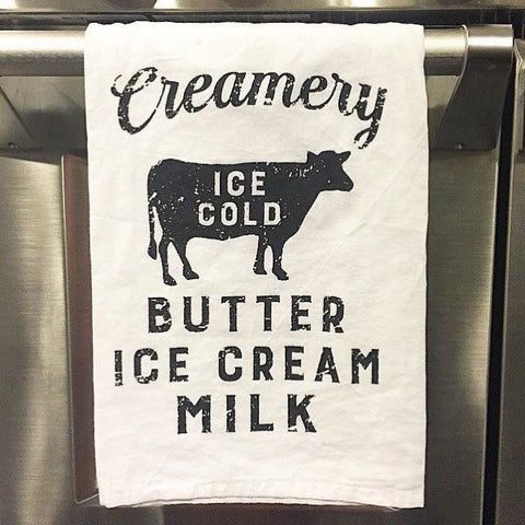 Creamery Tea Towel