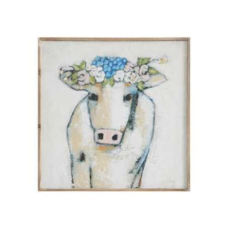 Whimiscal Cow Print