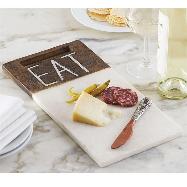 Eat Marble Cheese Board