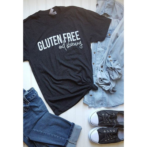 Gluten Free and Starving Tee