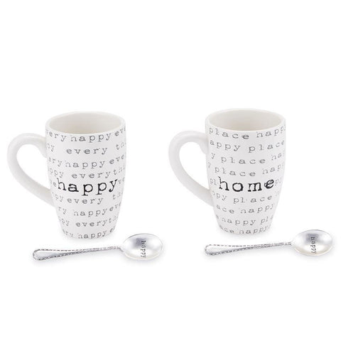 Happy Mug Set