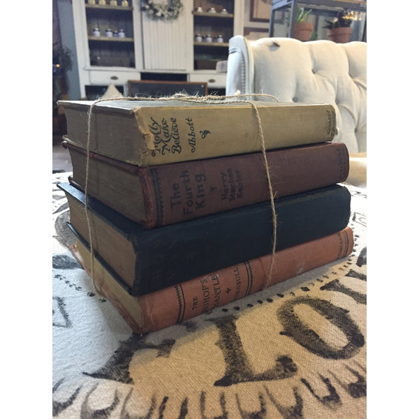 Set of Vintage Books