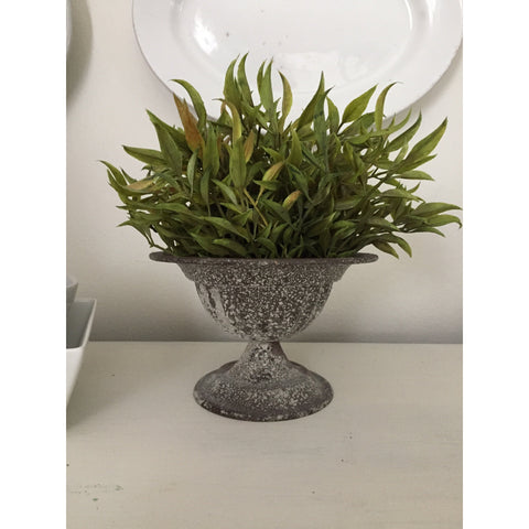 Small Metal Planter