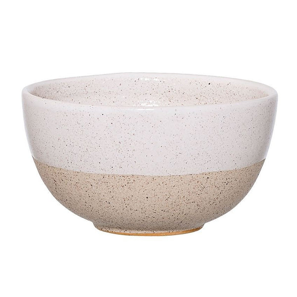 Ceramic Two Toned Bowls Set of 2