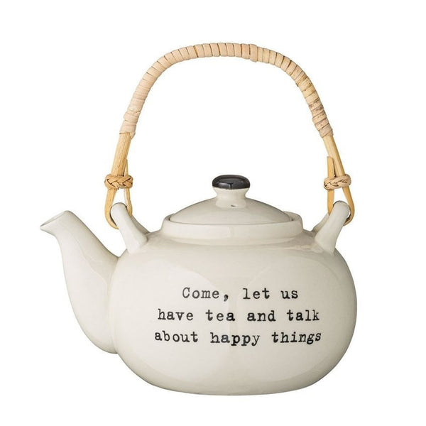 The Perfect Teapot