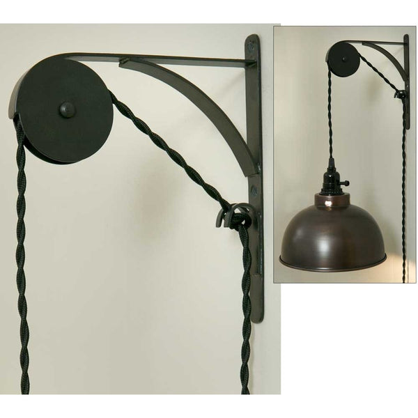 Pendant Pulley Bracket