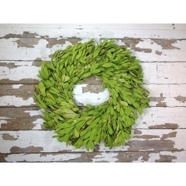 Dried Citrus Sage Wreath