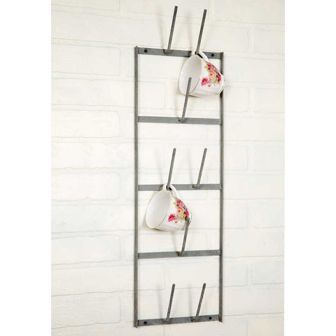 Hanging Glass Rack
