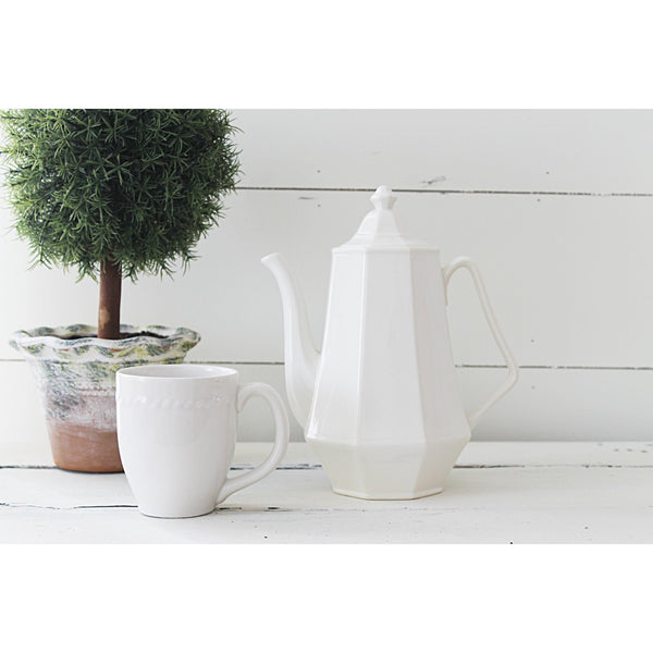Simple Farmhouse Teapot